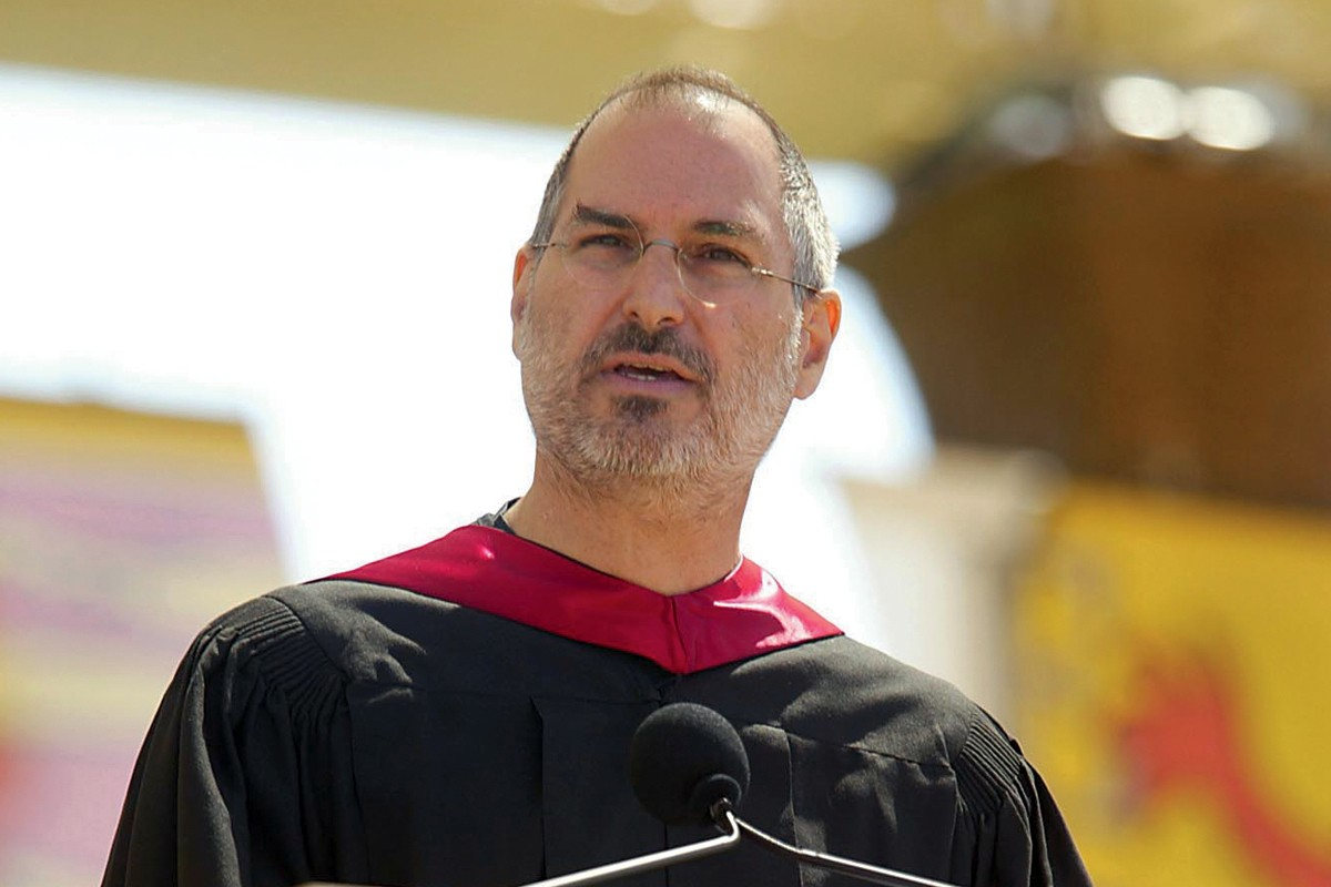 Steve Jobs' 2005 Stanford Commencement Address https://youtu.be/UF8uR6Z6KLc